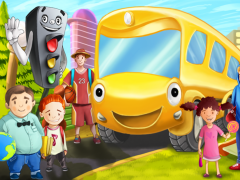 Bus Story for Kids 4-6 years 1.2.2 Screenshot