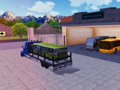 Bus Transport Simulator 1.1 Screenshot
