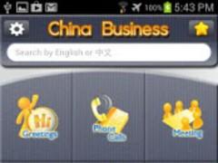 Business Chinese Pro 2.4 Screenshot