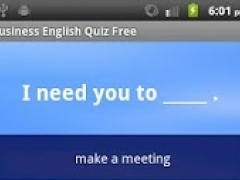 Business English Quiz Free 1.30 Screenshot