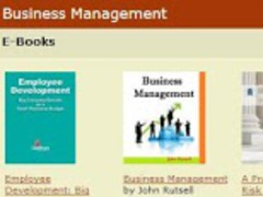 Business Management E-Books 1.0 Screenshot