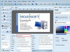 BusinessCards MX 5.0 Screenshot