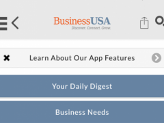 BusinessUSA 1.1.6 Screenshot