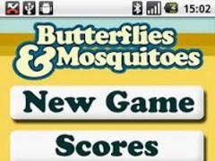 Butterflies and Mosquitoes 1.0 Screenshot