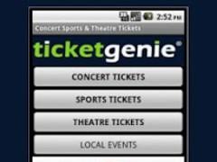 Buy Tickets 1.0 Screenshot