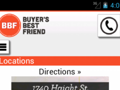 Buyers Best Friend 1.0.0 Screenshot
