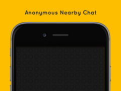 Buzz - Anonymous Nearby Chat 1.3 Screenshot