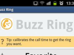 Buzz Ring 1.5.3 Screenshot