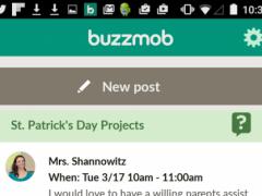 BuzzMob  Screenshot