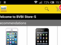 BVBI Store Standard 2.7 Screenshot