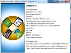 BYclouder MMC Card Data Recovery 6.8.0.0 Screenshot