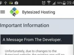 Bytesized Hosting 3.0 Screenshot