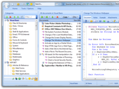C++ Code Library 2.0.0.55 Screenshot