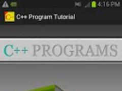 C++ Program Tutorial 1.0 Screenshot