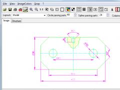 CAD Import VCL 8.1 Screenshot
