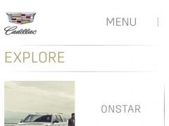 Cadillac Escalade Owner Guide 1.0.2 Screenshot