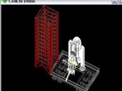 CadLib 4.0 DWG DXF .NET Library 4.0.34.79 Screenshot
