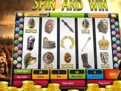 Caesars Slot Machines: Rise of Roman Empire. Play Best Casino Pokies Game 1.1 Screenshot