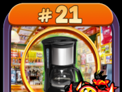 # 21 Hidden Objects Games Free New Fun Cafe Mania 75.0.0 Screenshot