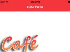 Cafe Pizza 1.1 Screenshot