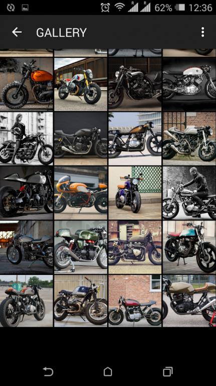 Cafe Racer Wallpaper Hd 20 Free Download