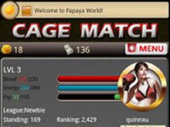 Cage Match 1.0 Screenshot