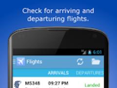 Cairo Airport 3.0.3 Screenshot