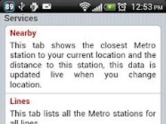 Cairo Metro Classic 1.3 Screenshot
