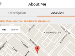 Caius Hale ProLink App 1.0.0 Screenshot