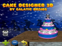 Cake Designer 3D 1.3 Screenshot