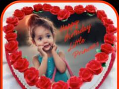 Birthday Cake Photo Frames 1.00.02 Screenshot