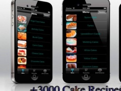 Cake Recipes for iPhone, iPod and iPad 1.4.44 Screenshot