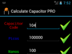 Capacitor code calculator apk download latest version 1. 2 net.