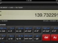 Calculator Alpha 1.1 Screenshot