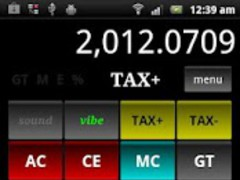 Calculator B16  Screenshot
