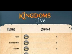 Calculator for Kingdoms Live 1.0 Screenshot