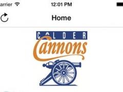 Calder Cannons 3.5 Screenshot