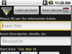 Calendar iNVITE Trial 1.0 Screenshot