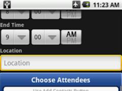 Calendar iNVITE 1.2 Screenshot