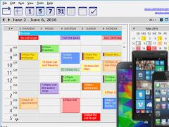 Calendarscope Portable Edition 9.0.1 Screenshot