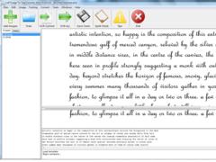 Calf Image To Text Convert 2014.1 5.0.0.22 Screenshot