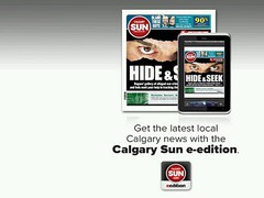 Calgary Sun e-edition 4.12.0862 Screenshot