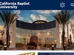 California Baptist University 5.22.0 Screenshot