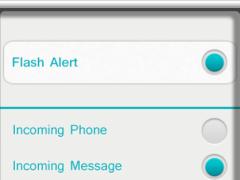 Call Alert: Flash Notification 1.0.3 Screenshot