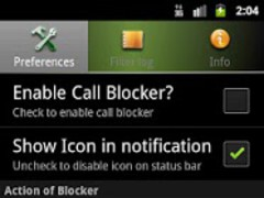 Call Blocker, call control 1.0.1.8 Screenshot