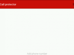 Call protector 2.0 Screenshot