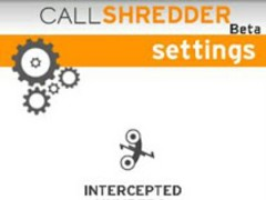 Call Shredder Beta 1.0 Screenshot
