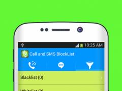 Call SMS Blocker Pro 1.0.0 Screenshot
