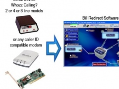 Caller ID phone number into any software 06.0G Screenshot