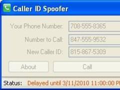 Caller ID Spoofer  Screenshot